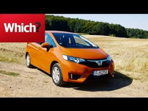 Which? 2015 Honda Jazz review