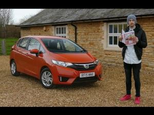 Honest John Honda Jazz Mk3 review