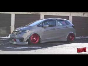 Kenny V's Turbo/Nitrous Honda Fit