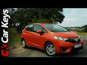 Carkeys Honda Jazz review