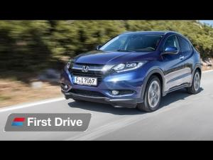 Honda HR-V review from Autotrader