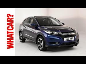 Honda HR-V five interesting facts