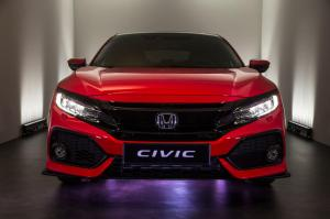2017 Honda Civic on sale in March priced from £18,235
