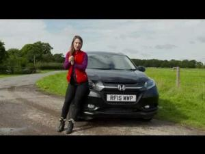 Telegraph Cars Honda HR-V Review