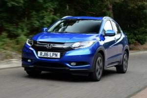 Most economical SUVs, 4x4s and crossovers 2017