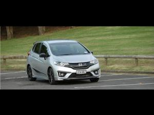 Honda Jazz RS Sport Limited